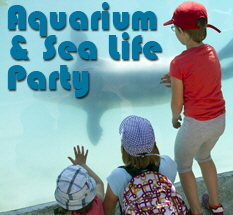 Aquarium and Sea Life Party