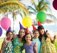 beach party kids party planning ideas from birthday party ideas