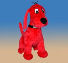 Clifford the Big Red Dog Party