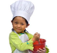 Little Chef Cooking Party