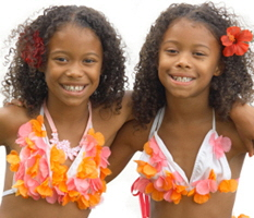 Tropical Hawaiian Luau Party Kids Party Planning Ideas